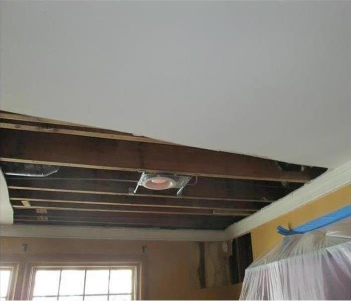 Water Damage – Boynton Beach Home After