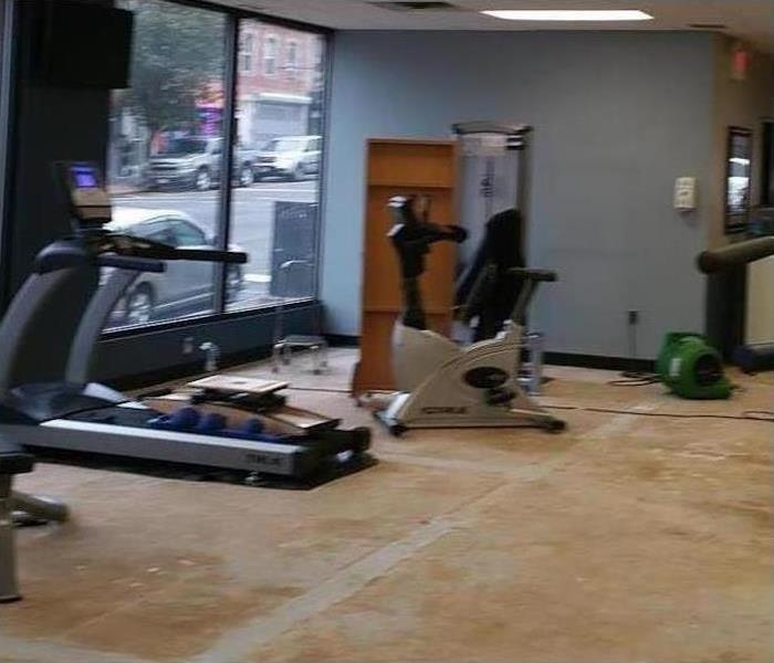 Commercial Water Damage – Boynton Beach After