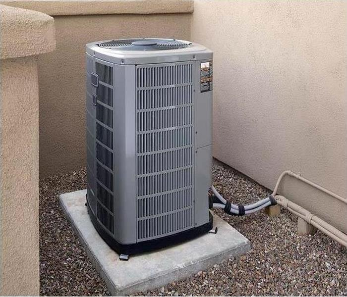 Why SERVPRO The Common Intersections Between Air Conditioning And Mold In Boynton Beach